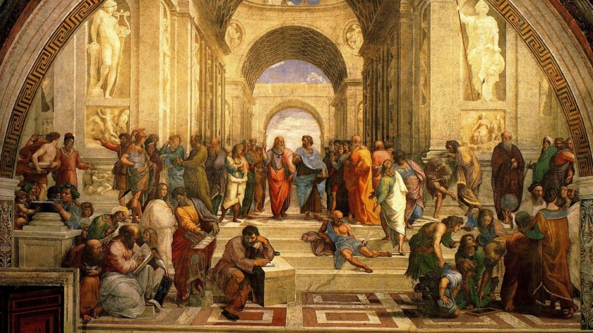 Raphael - The School Of Athens (1511)