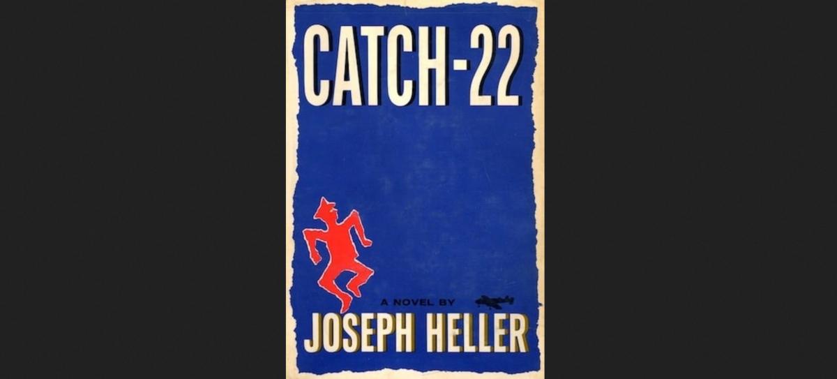 Catch-22: A Masterpiece by JosephHeller