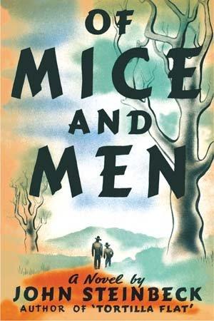 of mice and men original cover art