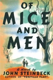 of mice and men original cover art